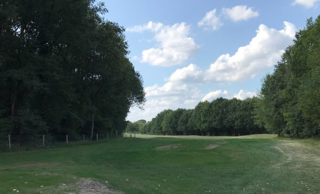 Golf Blue Green Guerville - Paris - Frankreich
