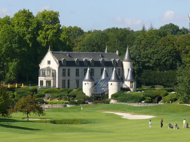 Golf du Château de Cély - Paris - France - Location de clubs de golf