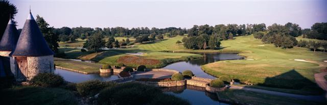 Golf du Château de Cély - Paris - Francia - Alquiler de palos de golf