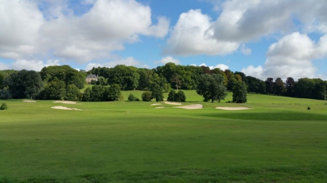 Golf du Château de la Chouette - Parigi - Francia - Mazze da golf da noleggiare