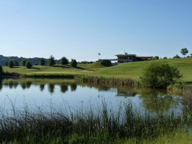 Golf de Courson Stade Francais - Paris - France