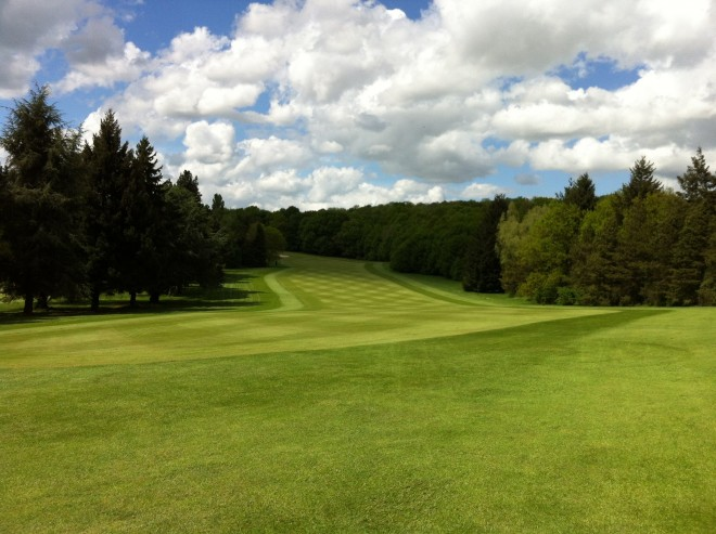 Golf du Prieuré - Paris - France - Clubs to hire