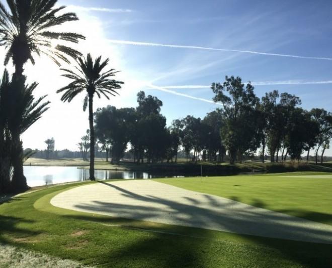 Golf du Soleil - Agadir - Morocco - Clubs to hire