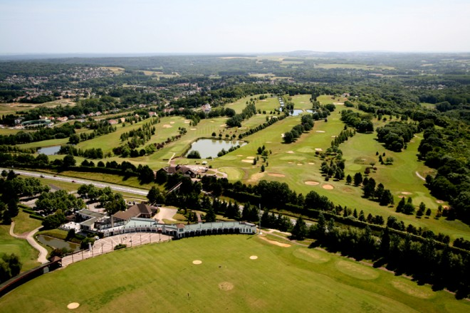 Golf Hôtel de Mont Griffon - Parigi - Francia - Mazze da golf da noleggiare