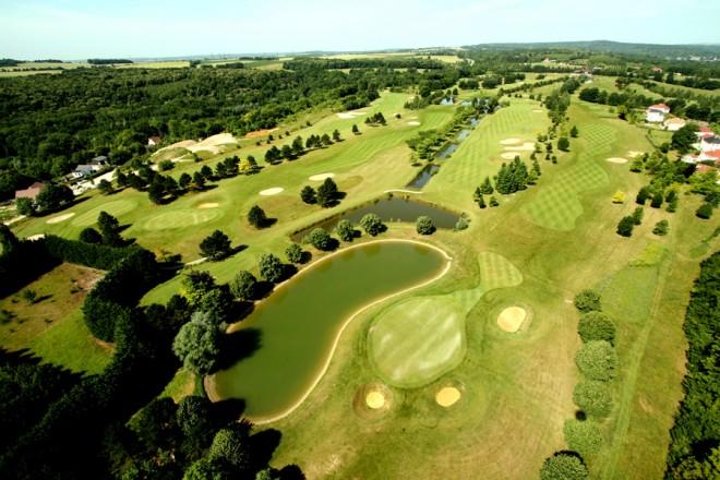 Golf Hôtel de Mont Griffon - Paris - Frankreich - Golfschlägerverleih