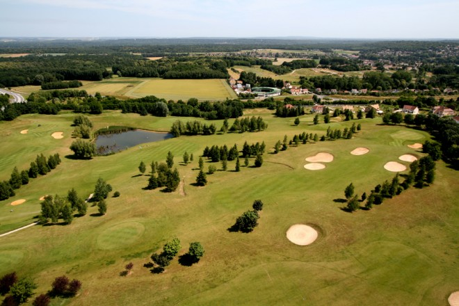 Golf Hôtel de Mont Griffon - Paris Nord - Isle Adam - France - Location de clubs de golf
