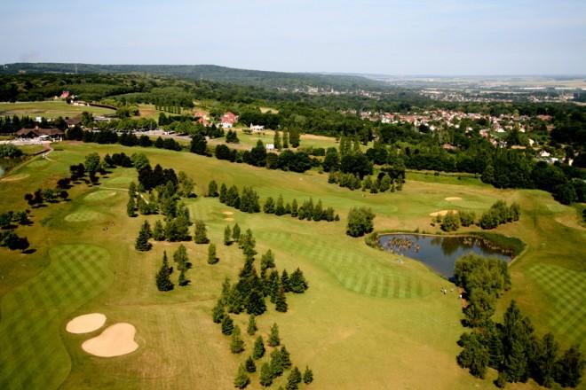 Golf Hôtel de Mont Griffon - Paris Nord - Isle Adam - Frankreich - Golfschlägerverleih