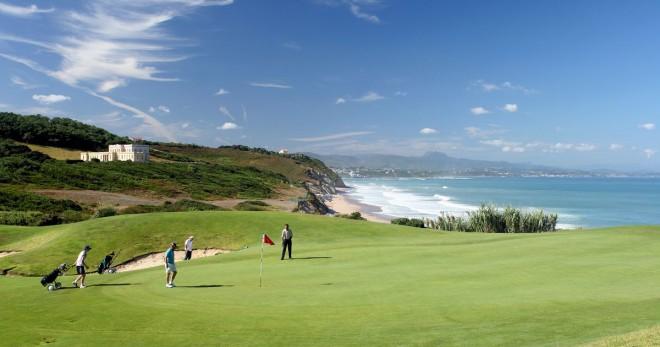 Golf Ilbaritz - Biarritz - Francia - Alquiler de palos de golf