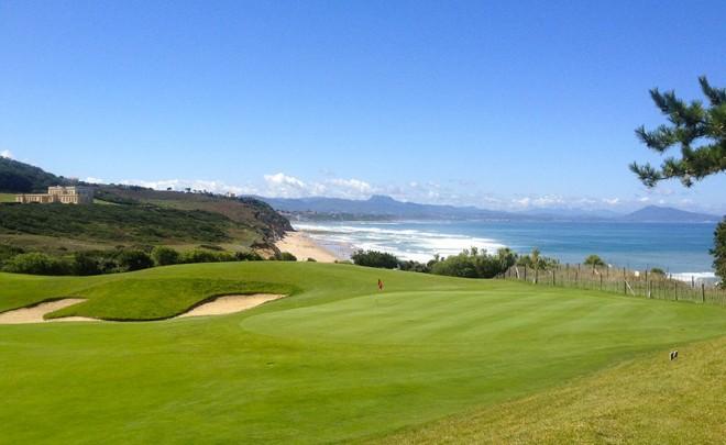 Golf Ilbaritz - Biarritz - Frankreich - Golfschlägerverleih