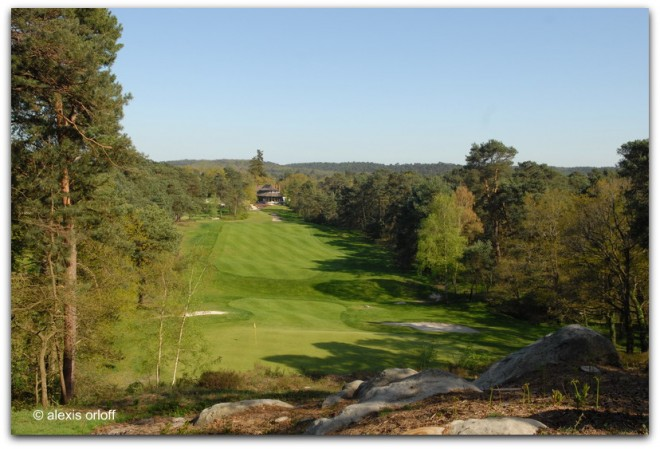 Golf de Fontainebleau - Paris - Francia