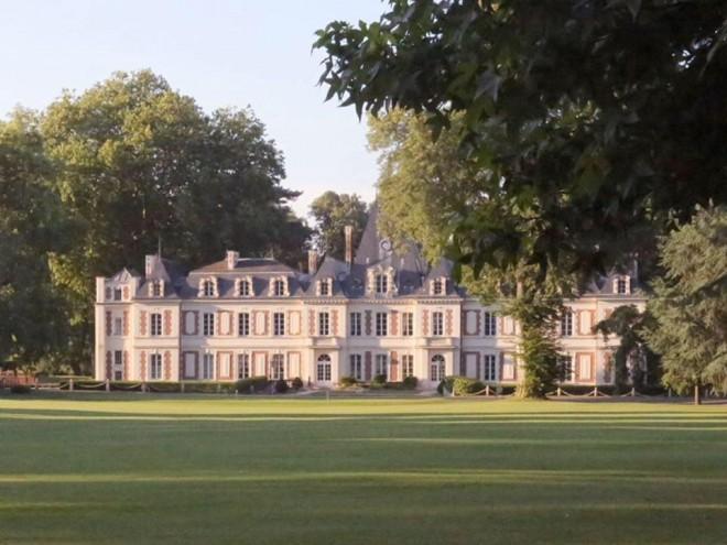 Golf d'Ozoir-La-Ferrière - Paris - Francia - Alquiler de palos de golf