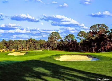 Golf Park Mallorca Puntiro - Palma de Majorque - Espagne - Location de clubs de golf
