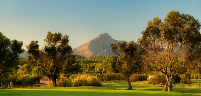 Golf Santa Ponsa - Palma de Majorque - Espagne - Location de clubs de golf