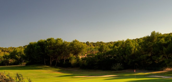 Golf Santa Ponsa - Palma de Mallorca - España - Alquiler de palos de golf