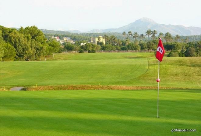 Alquiler de palos de golf - Golf Santa Ponsa - Palma de Mallorca - España