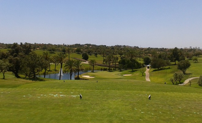 Gramacho (Pestana Golf Resort) - Faro - Portogallo - Mazze da golf da noleggiare