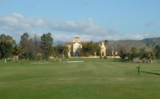 Guadalhorce Golf Club - Malaga - Espagne - Location de clubs de golf