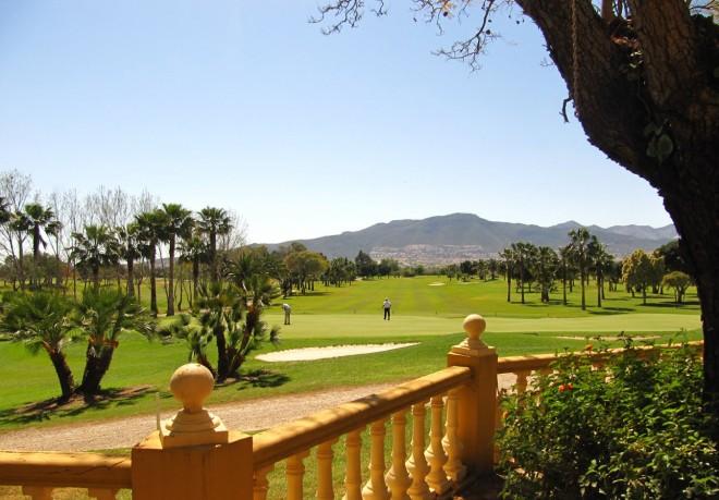 Guadalhorce Golf Club - Málaga - España - Alquiler de palos de golf