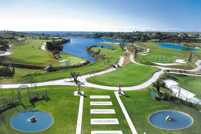 Flamingos Golf  Club - Malaga - Spain