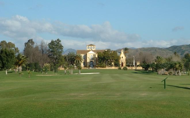 Guadalhorce Golf Club - Málaga - Spanien - Golfschlägerverleih