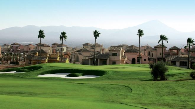 Hacienda del Alamo Golf Club - Alicante - España - Alquiler de palos de golf