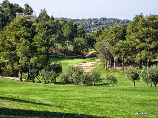 Club de Golf Don Cayo - Alicante - Spagna