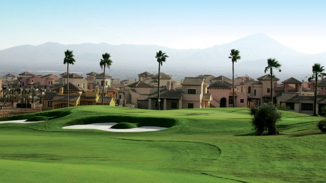 Hacienda del Alamo Golf Club - Alicante - Spain - Clubs to hire