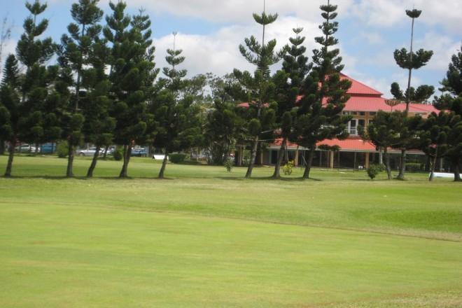 Mauritius Gymkhana Golf Club - Île Maurice - République de Maurice