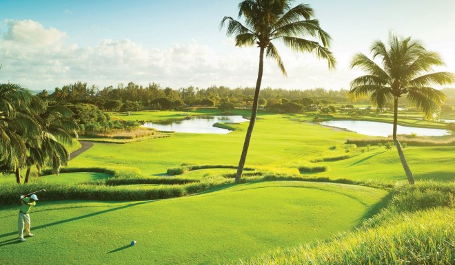 Heritage Golf Club Bel Ombre - Mauritius Island - Republic of Mauritius - Clubs to hire