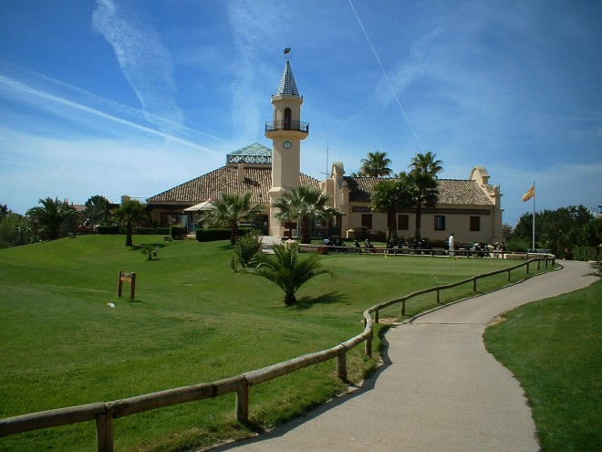 Islantilla Golf Resort - Malaga - Spagna - Mazze da golf da noleggiare