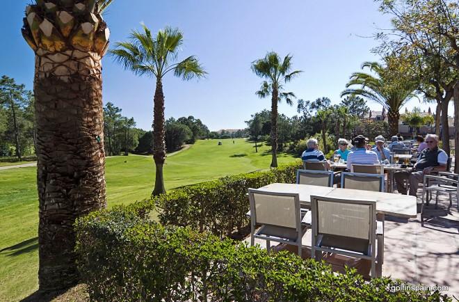 Islantilla Golf Resort - Málaga - Spanien - Golfschlägerverleih