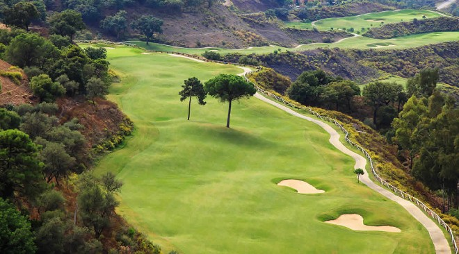 La Zagaleta Country Club - Málaga - Spanien