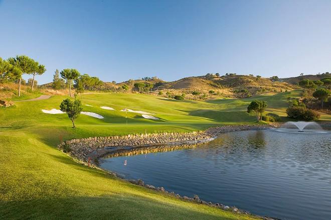 Clubs to hire - La Cala Golf Resort - Malaga - Spain