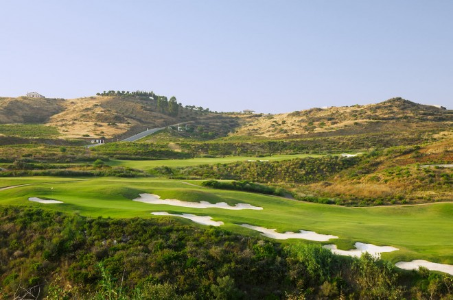 La Cala Golf Resort - Málaga - Spanien - Golfschlägerverleih
