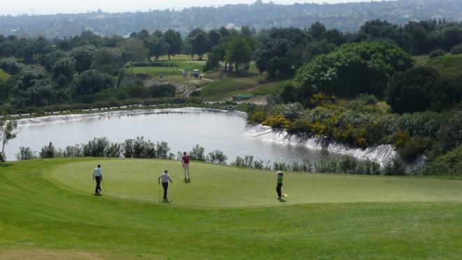 La Canada Golf Club - Málaga - España - Alquiler de palos de golf