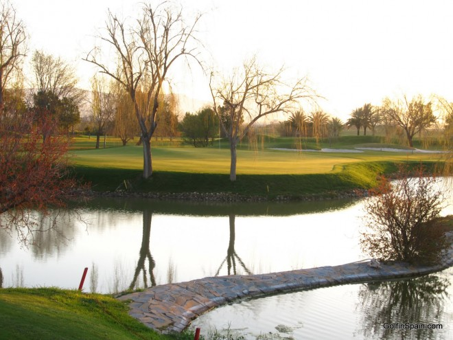 Guadalhorce Golf Club - Málaga - Spanien
