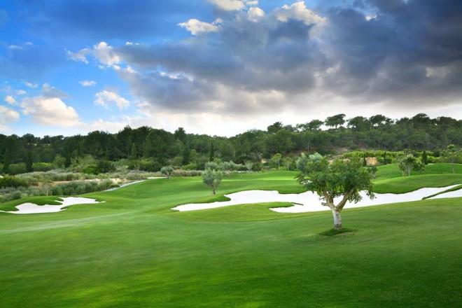 La Dama de Noche Golf Club - Malaga - Espagne - Location de clubs de golf