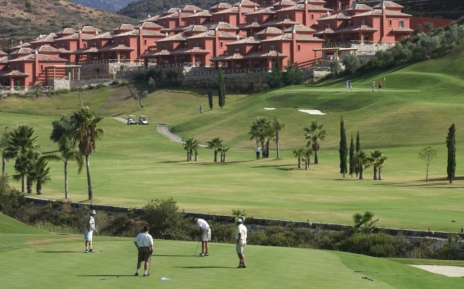 Santa Clara Golf Club Marbella - Malaga - Spain