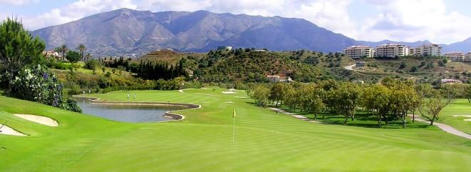 La Dama de Noche Golf Club - Málaga - Spanien - Golfschlägerverleih
