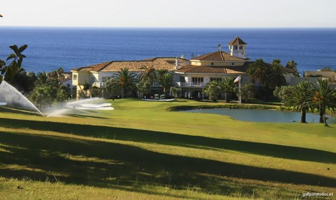 La Duquesa Golf & Country Club - Málaga - España - Alquiler de palos de golf