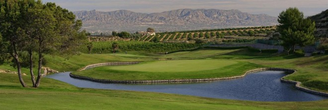 La Finca Golf & Spa Resort - Alicante - Spagna - Mazze da golf da noleggiare