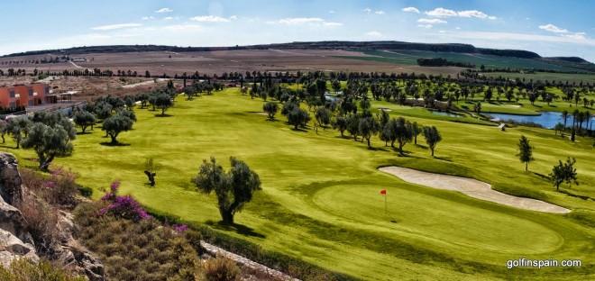 La Finca Golf & Spa Resort - Alicante - Spagna - Mazze da golf da noleggiare