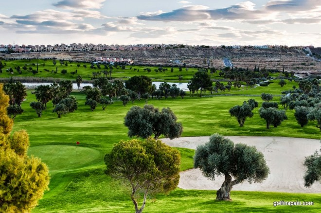 Clubs to hire - La Finca Golf & Spa Resort - Alicante - Spain