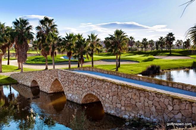La Finca Golf & Spa Resort - Alicante - Spanien - Golfschlägerverleih