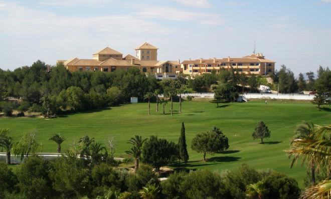 Real Club de Golf Campoamor - Alicante - Spanien
