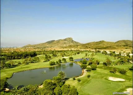La Manga Club Resort - Alicante - Spagna - Mazze da golf da noleggiare