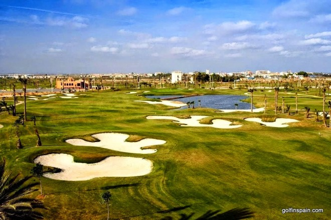 La Serena Golf Club - Alicante - Spanien