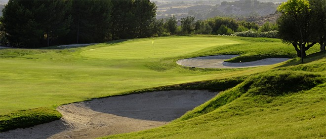 Club de Golf Altorreal - Alicante - Spanien