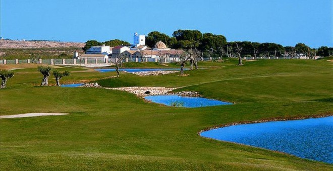 La Peraleja Golf Club - Alicante - Spanien