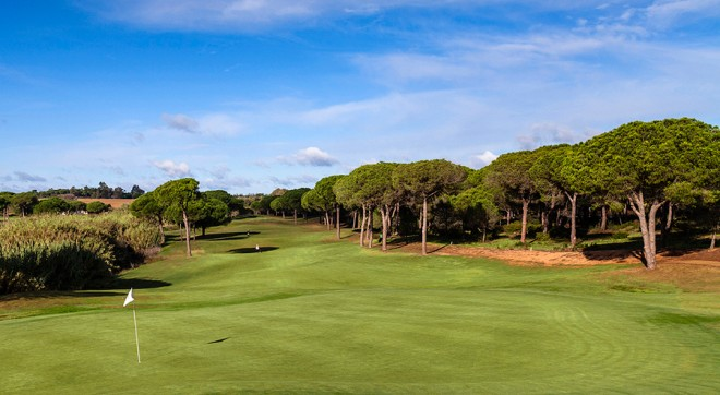 La Monacilla Golf Club - Malaga - Spain - Clubs to hire